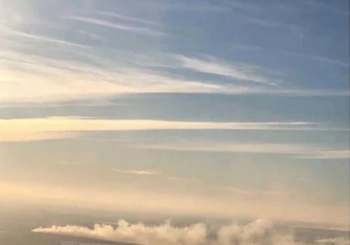 Откуда смог над Краснодаром: пользователь Сети снял костры на рисовых полях с высоты птичьего полета