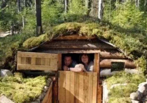 В Сети обсуждают строительство землянок в лесах Краснодарского края «на случай апокалипсиса»