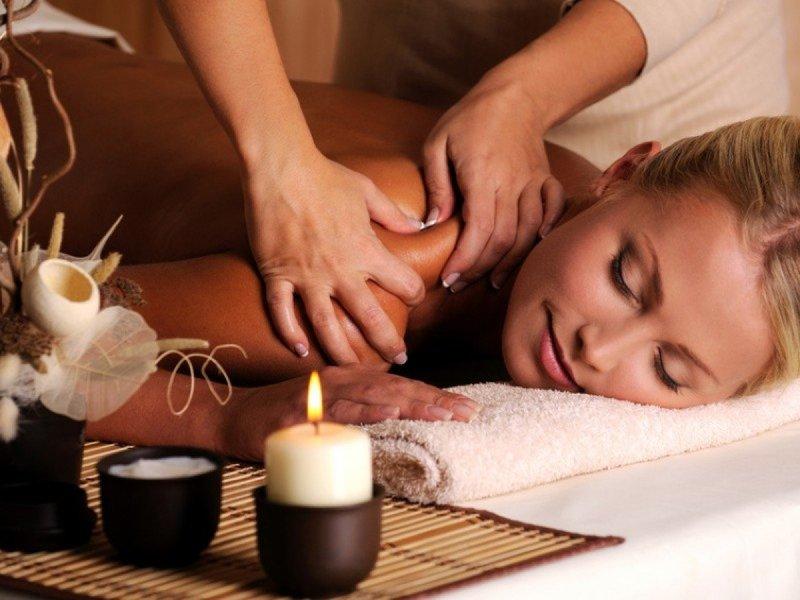 Где можно сделать массаж в Анапе