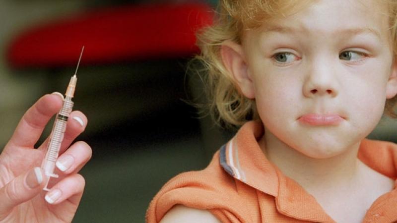 Вакцинация детей: за и против