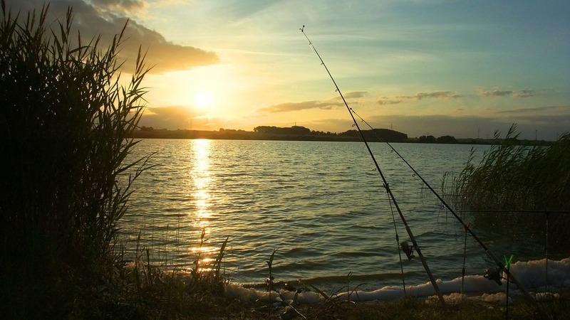 Где в Краснодаре можно ловить рыбу