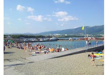 Какие пляжи есть в Геленджике, фото — «Реклама Геленджика»