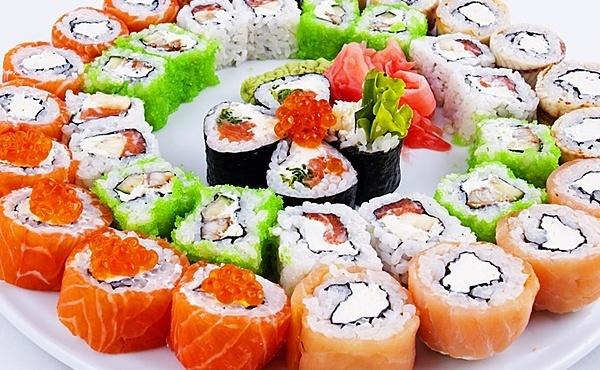 Где заказать суши в Геленджике