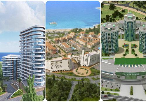 Топ-5 жилых комплексов, которые сделают Крым лучше