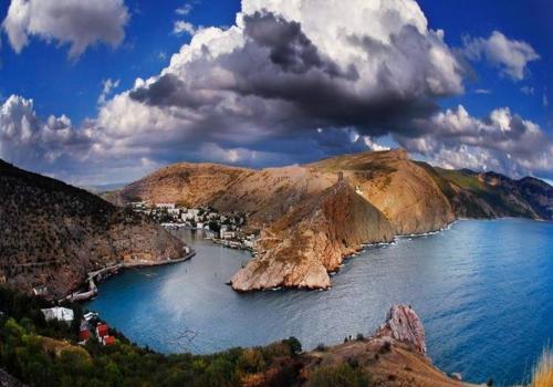 ТОП-5 самых живописных мест Крыма ФОТО