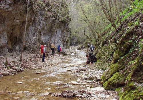 Ущелье Кок-Асан - малый каньон Крыма (ФОТО)