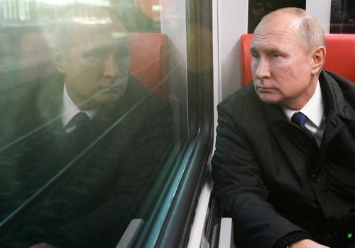 Сегодня Путин откроет железнодорожное движение по Крымскому мосту