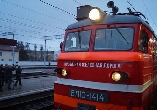 Поезд между Москвой и Севастополем будет запущен по Крымскому мосту через два месяца