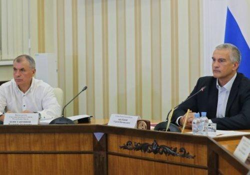 Сергей Аксёнов разрешил провести в сентябре в Крыму ряд фестивалей и массовых мероприятий