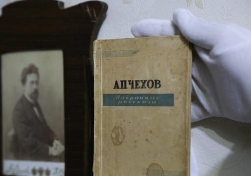 Дом-музей А.П. Чехова в Ялте получил в дар редчайшие издания и рукопись