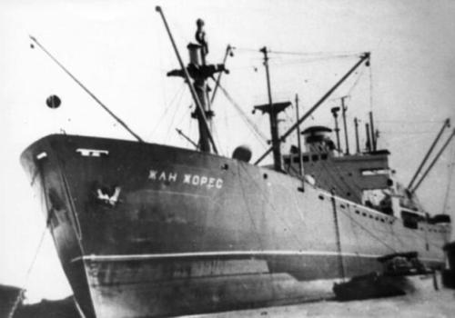 На затонувшем у берегов Крыма теплоходе «Жан Жорес» обнаружили останки бойцов