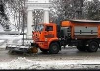 Для борьбы с гололёдом в Севастополе закупили 111 тонн песка и 130 тонн соли, фото — «Рекламы Севастополя»