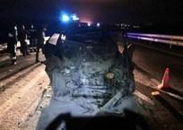 Три человека погибли в результате столкновения легкового авто и «Камаза» на трассе в Крыму, фото — «Рекламы Черноморского»