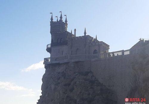 """Когда гости и жители Крыма смогут посетить """"Ласточкино гнездо"""""""