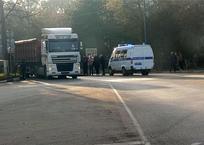 Пешеход, попавший под колёса на «Институте» в Керчи, скончался  , фото — «Рекламы Керчи»