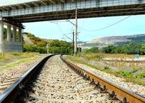 На железной дороге в Севастополь уложат новые рельсы, фото — «Рекламы Севастополя»