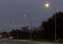 Около 6 тысяч новых светильников установят в Севастополе в 2021 году, фото — «Рекламы Севастополя»