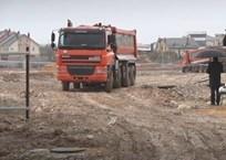 На улице Шевченко в Севастополе строят крупный спорткомплекс ВИДЕО, фото — «Рекламы Севастополя»