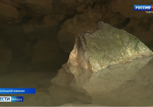 В крымской пещере обнаружили кораллы возрастом 4,5 млн лет