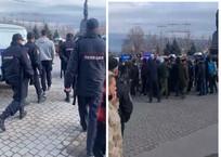 На несанкционированных акциях в Севастополе задержали 11 человек, фото — «Рекламы Севастополя»