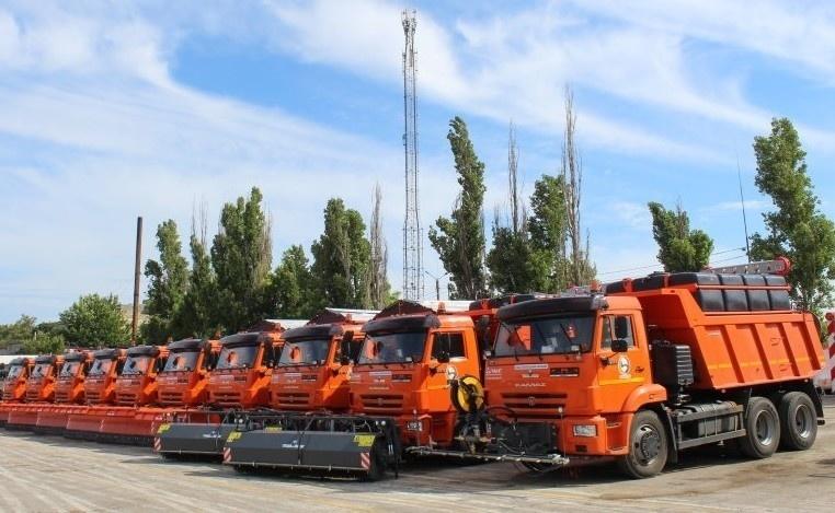 «Севастопольский Автодор» готовится к борьбе с гололёдом в ближайшие дни