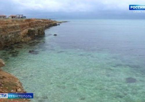 Учёные установили границы затопленных морем участков древнего Херсонеса ВИДЕО