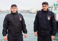 Полиция Севастополя рассказала свою версию спасения тонущего мужчины в Артбухте, фото — «Рекламы Севастополя»