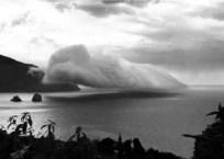 «У мишки одеяло сползло»: В море у Медведь-горы упало облако ВИДЕО, фото — «Рекламы Партенита»