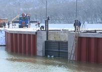 Власти опровергли информацию о прорыве на Бельбекском водозаборе, фото — «Рекламы Севастополя»
