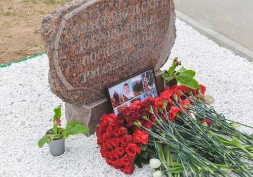 В Севастополе заложили камень в память о погибших в Донбассе за Русский мир