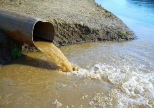 В одно из водохранилищ Крыма сливали канализационные стоки