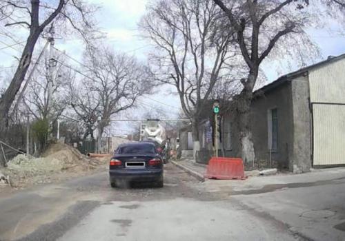 Новый светофор изменит движение в центре Севастополя ВИДЕО