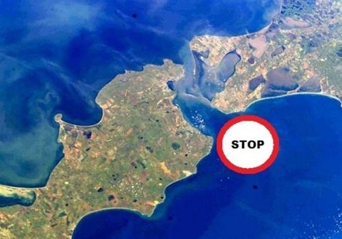 Россия перекрывает Керченский пролив для иностранных кораблей