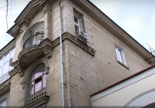 Чистку фасадов домов из инкерманского камня в Севастополе возобновят