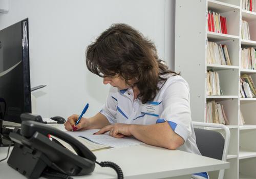 В севастопольском противотуберкулезном диспансере заработал кабинет вакцинации от COVID-19