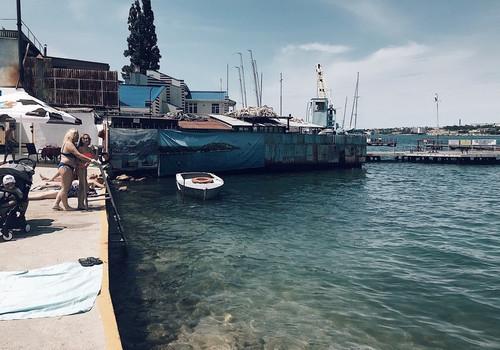 Вода в море у Севастополя прогрелась до 12 градусов тепла
