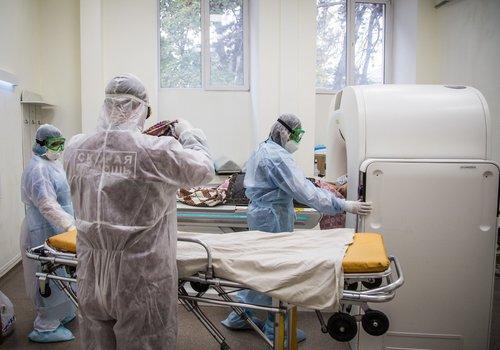 102 случая коронавируса выявили в Крыму за сутки