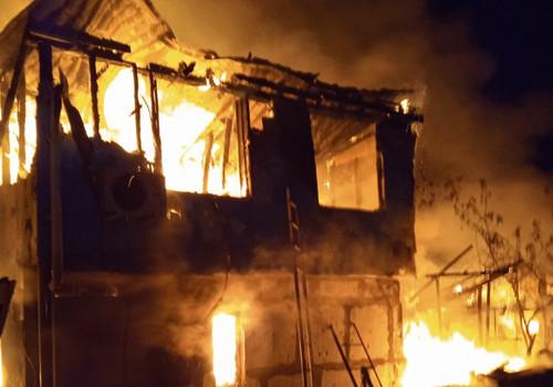 В Севастополе семилетняя девочка заживо сгорела на пожаре