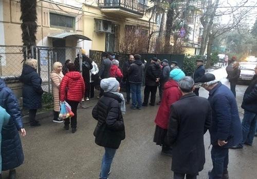 Благоустройство дворов в центре Ялты переносится