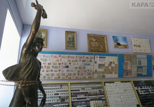 В Феодосии открывается обновленный Музей денег