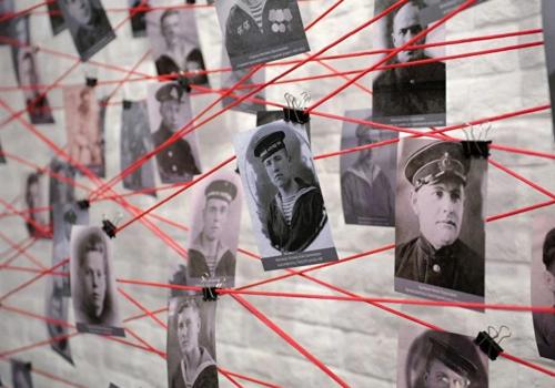 Редкие военные снимки Евпатории представят в галерее «theHARASHO»