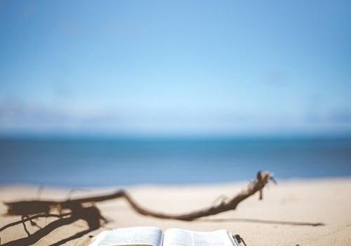 В Гурзуфе открылась библиотека у моря