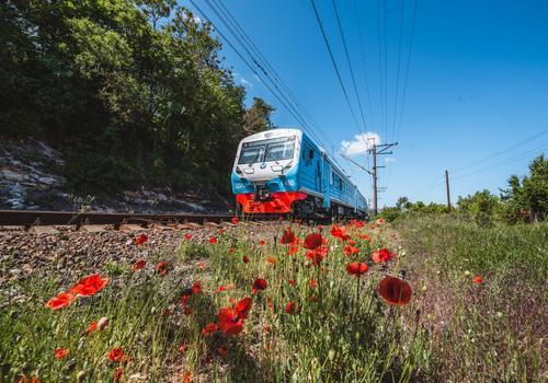 В конце мая в Крыму запустят новую электричку
