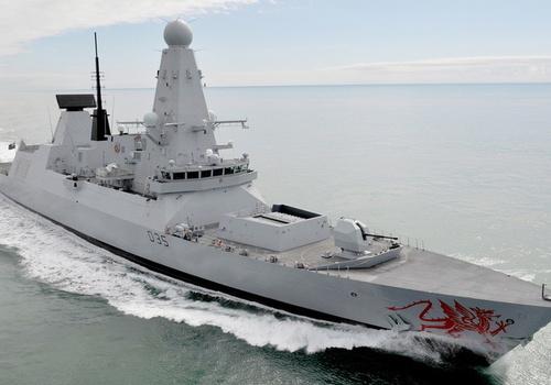 Из Чёрного моря впервые выдворили военный корабль НАТО