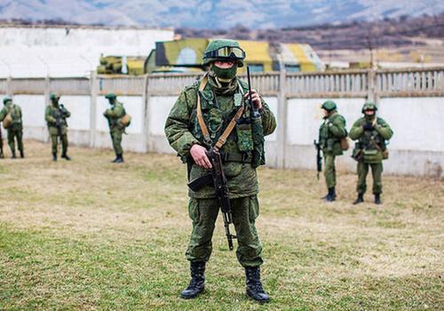 Крымская граница стала самой защищённой в России