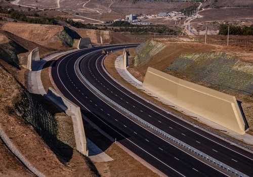 Немецкая делегация сравнила «Тавриду» с европейскими магистралями