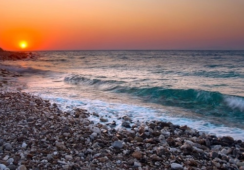 Чёрное море станет комфортным для купания в середине июня