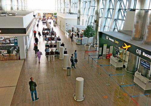 Аэропорт Симферополь готов принимать рейсы из Беларуси