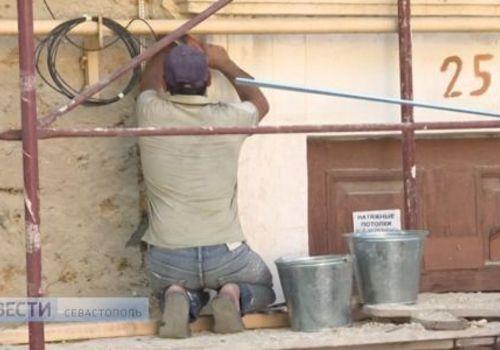 Севастополь получит 400 миллионов на капремонт 30 домов