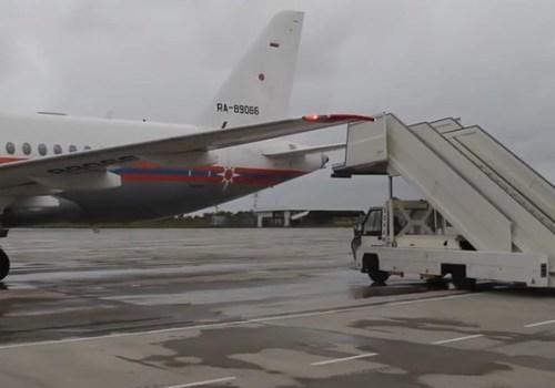 Из Севастополя в Москву бортом санавиации МЧС доставили ребенка с сильными ожогами